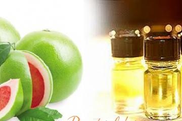 Những tác dụng của tinh dầu bưởi